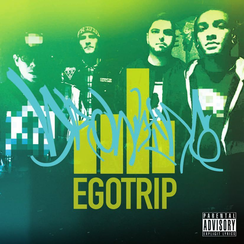 Egotrip Album Cover