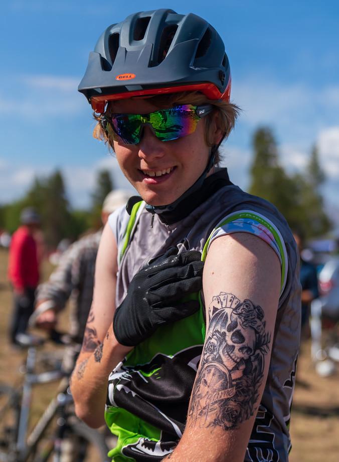 Woodland Park Tattoo