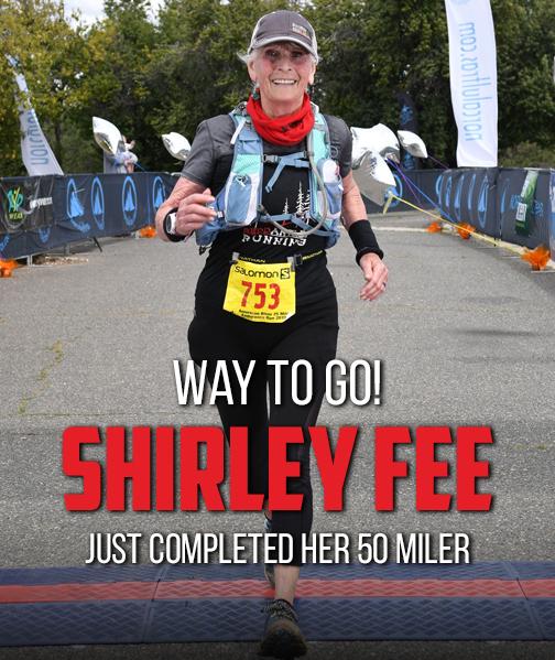 Shirley Fee spotlight