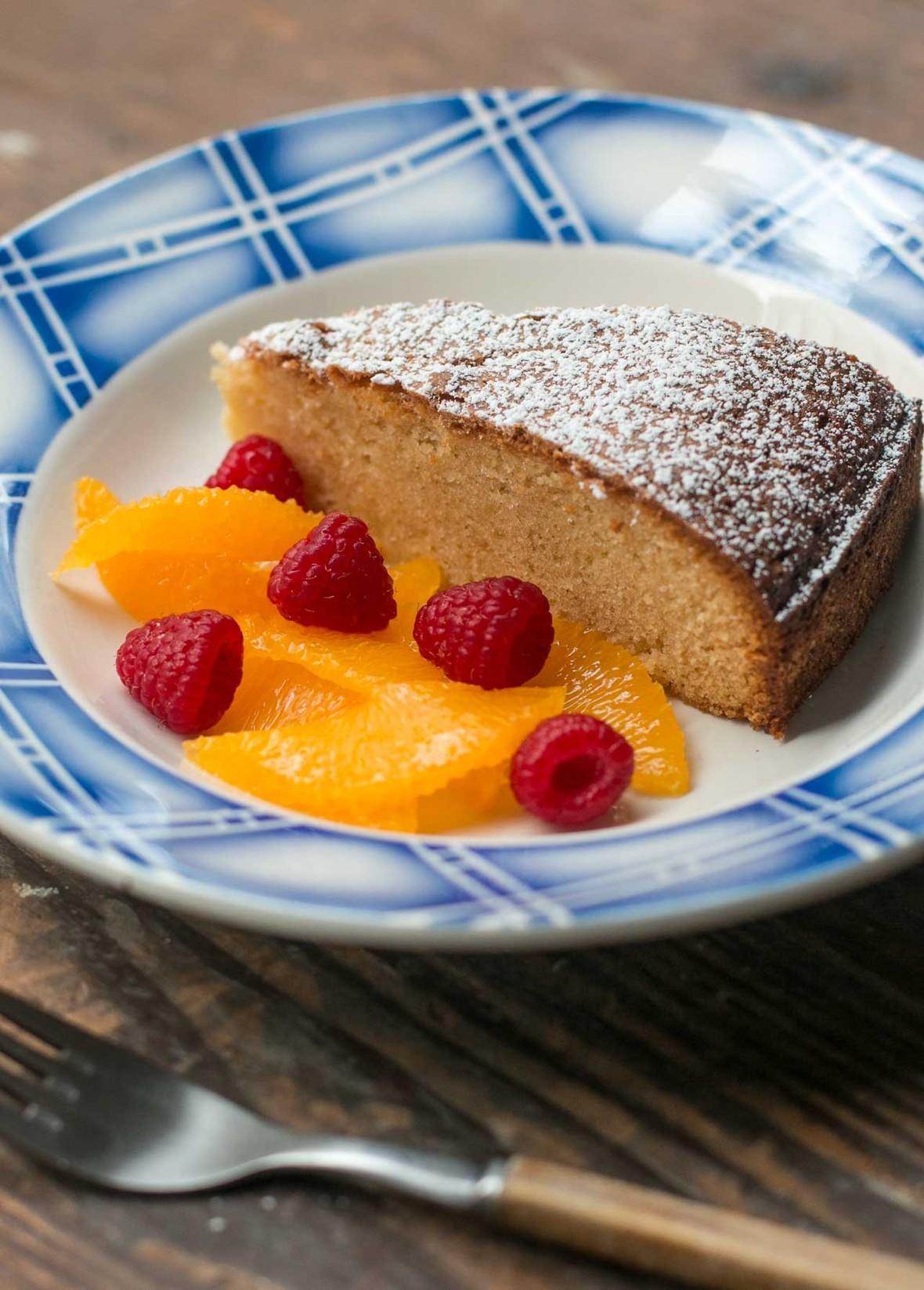 almond cake recipe-5