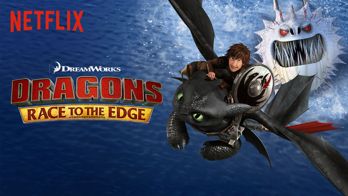 Dragons: Race to the Edge, Season 2