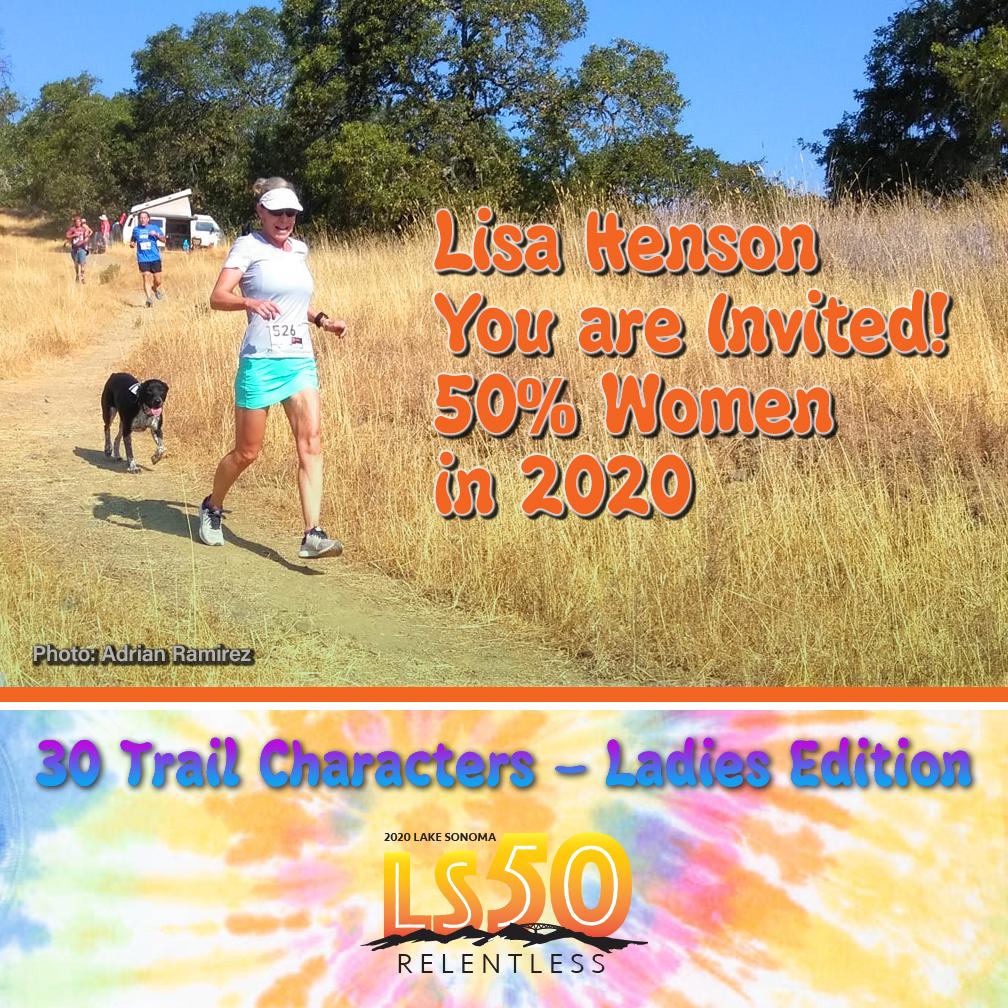 LS50 Lisa Henson newsetter