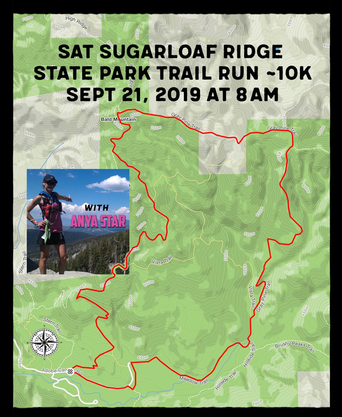 sugarloaf ridge sept19 map