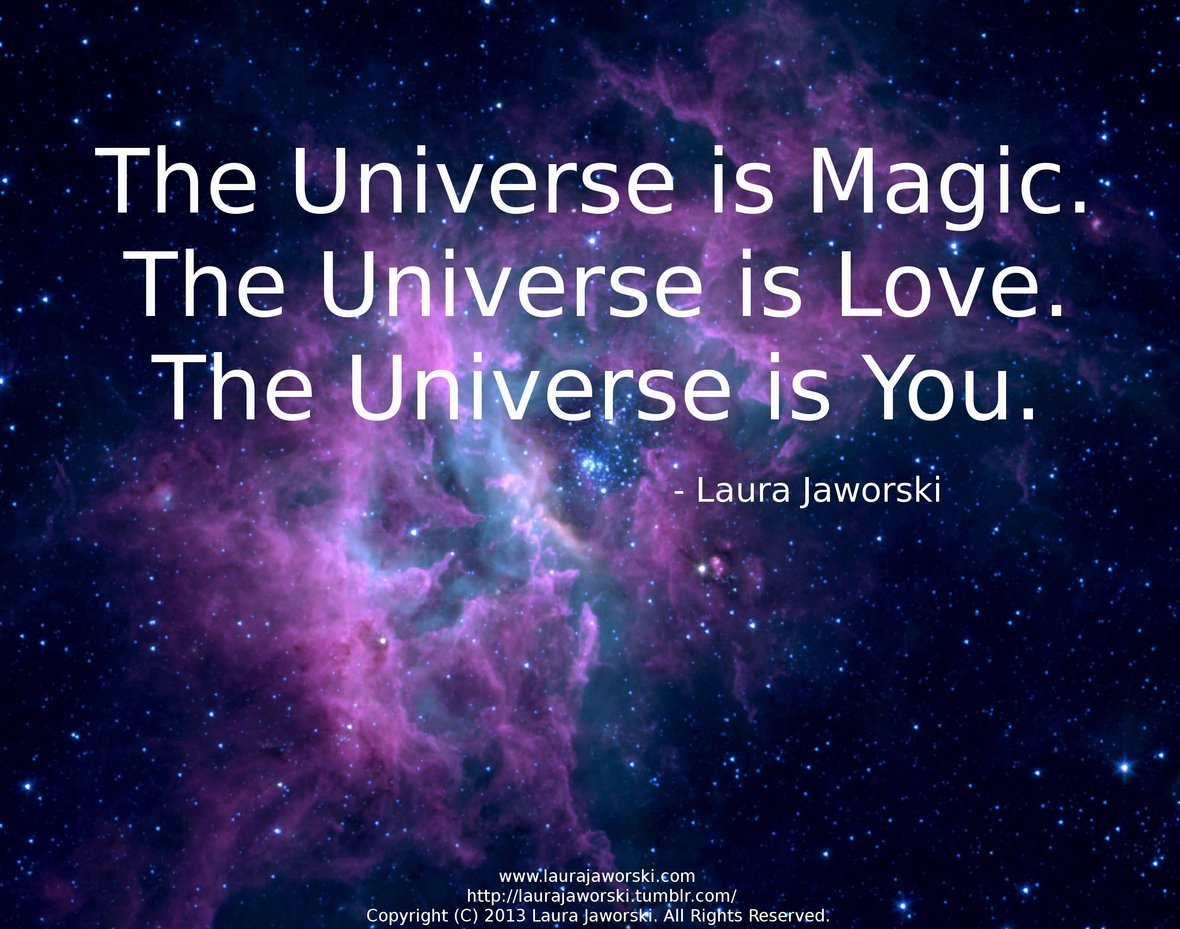 the-universe-is-magic