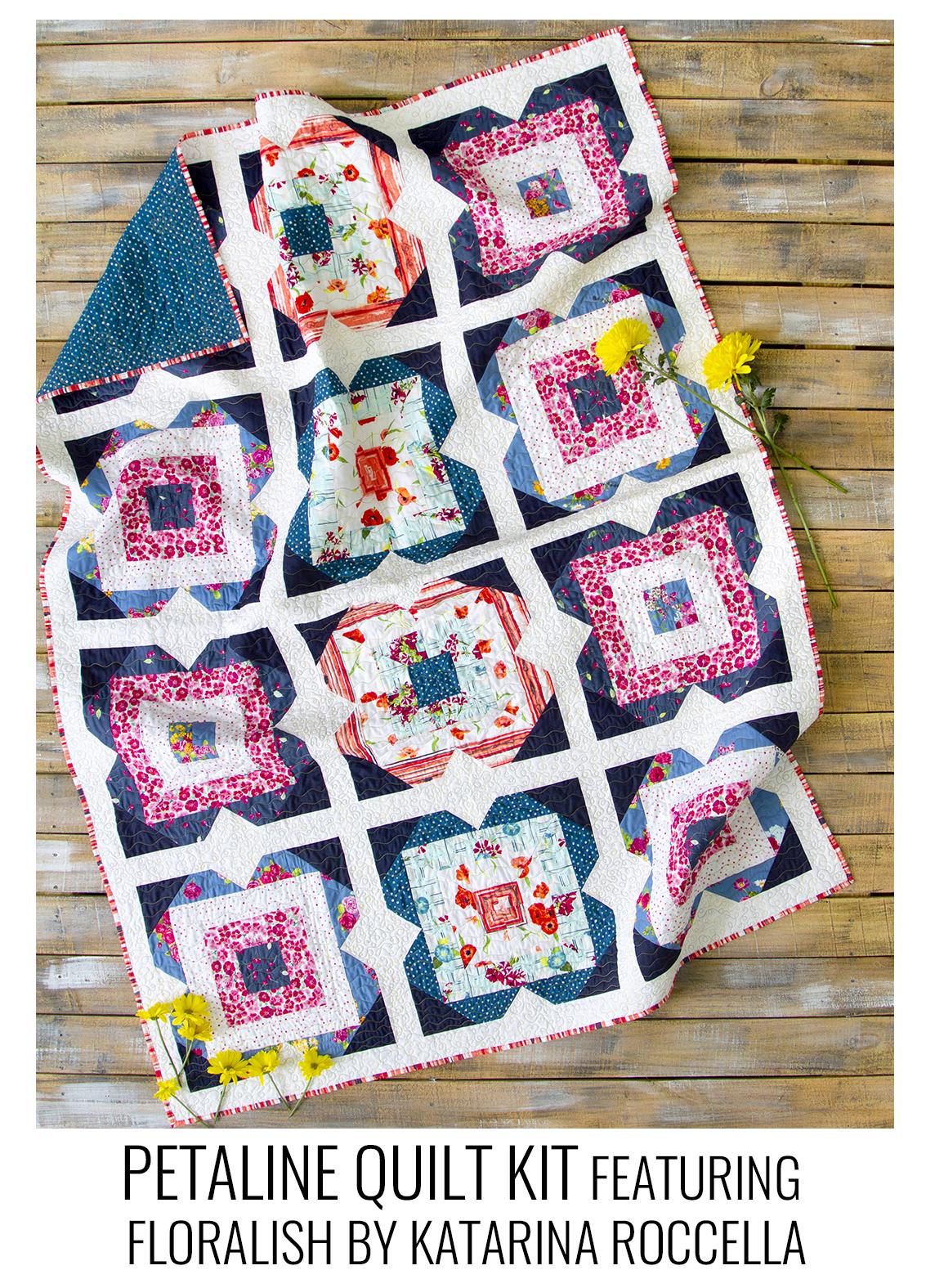 Petaline quilt