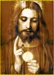 eucharist lighting