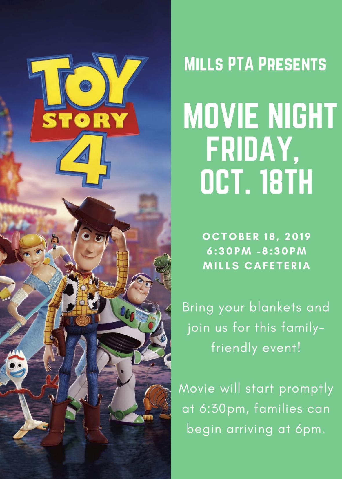 October Movie Night - Final
