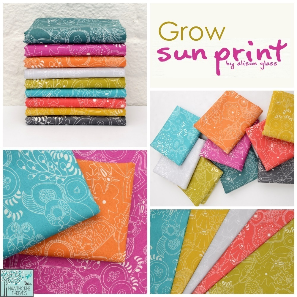 Sunprint Grow from Alison Glass