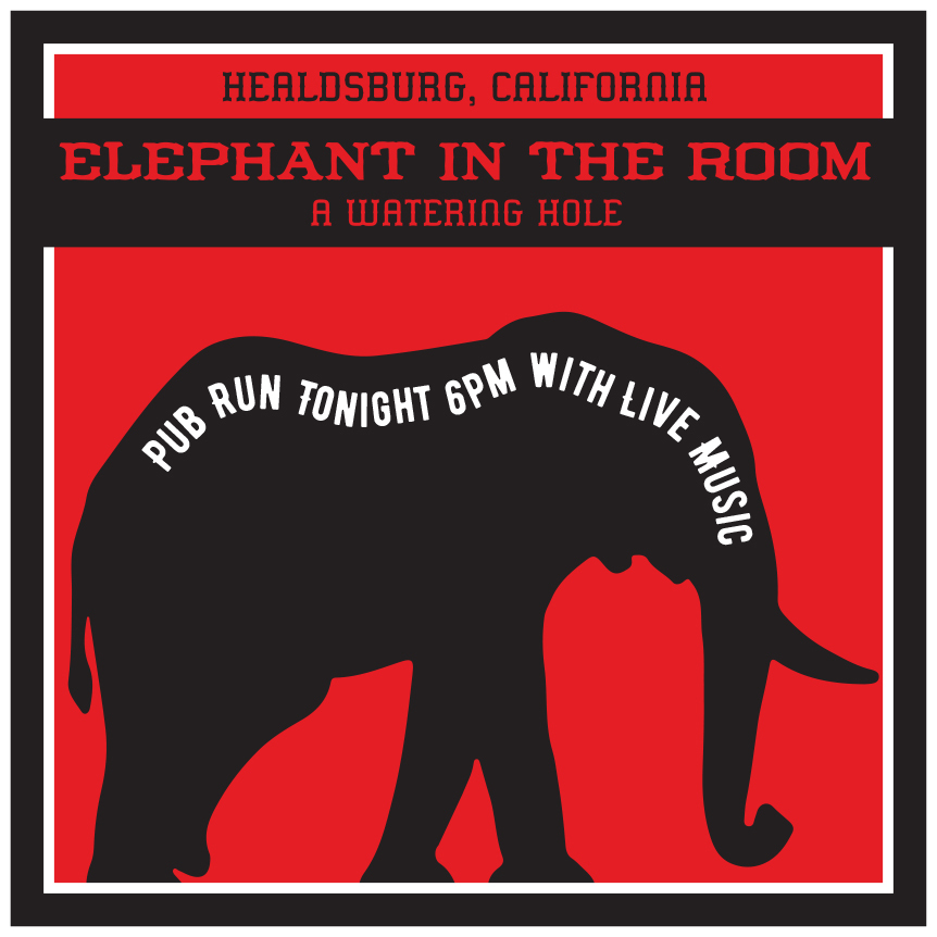elephant pub run