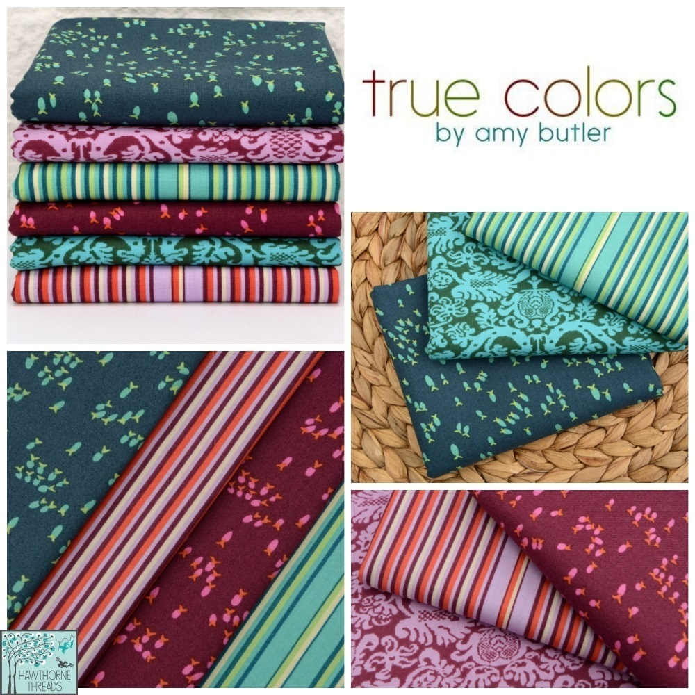 Amy Butler new True Colors