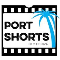 port shorts logo