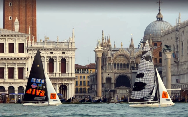 fineartsails-venice-2018-video