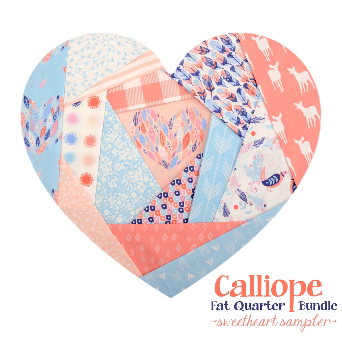 Calliope Fabric Sampler