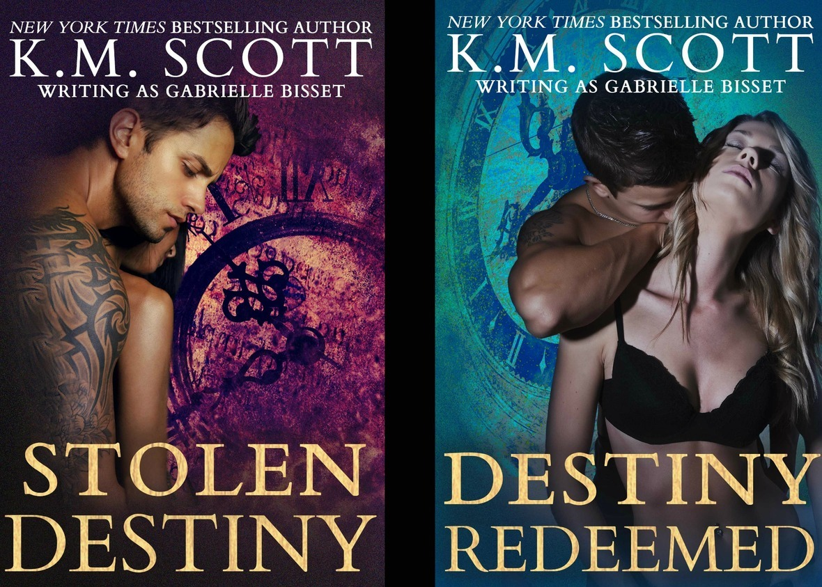 Destined Ones Duology