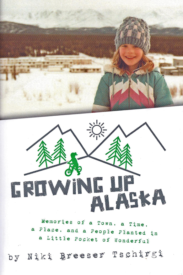 Growin Up Alaska cover 2x3