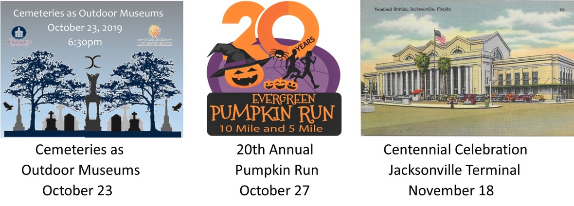Fall Programs triptyche
