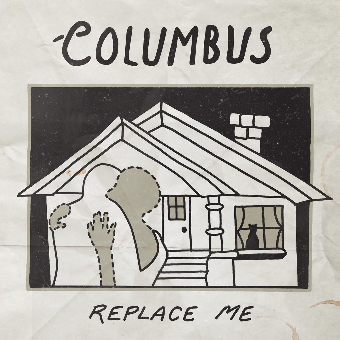 columbus replace me art