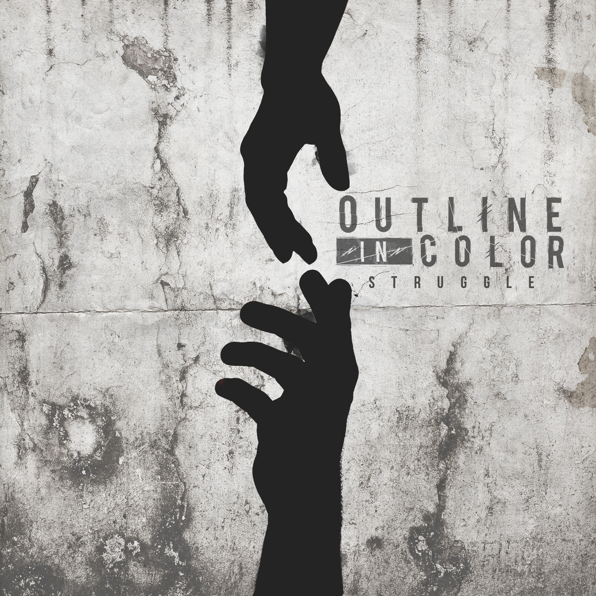 outline in color struggle cover