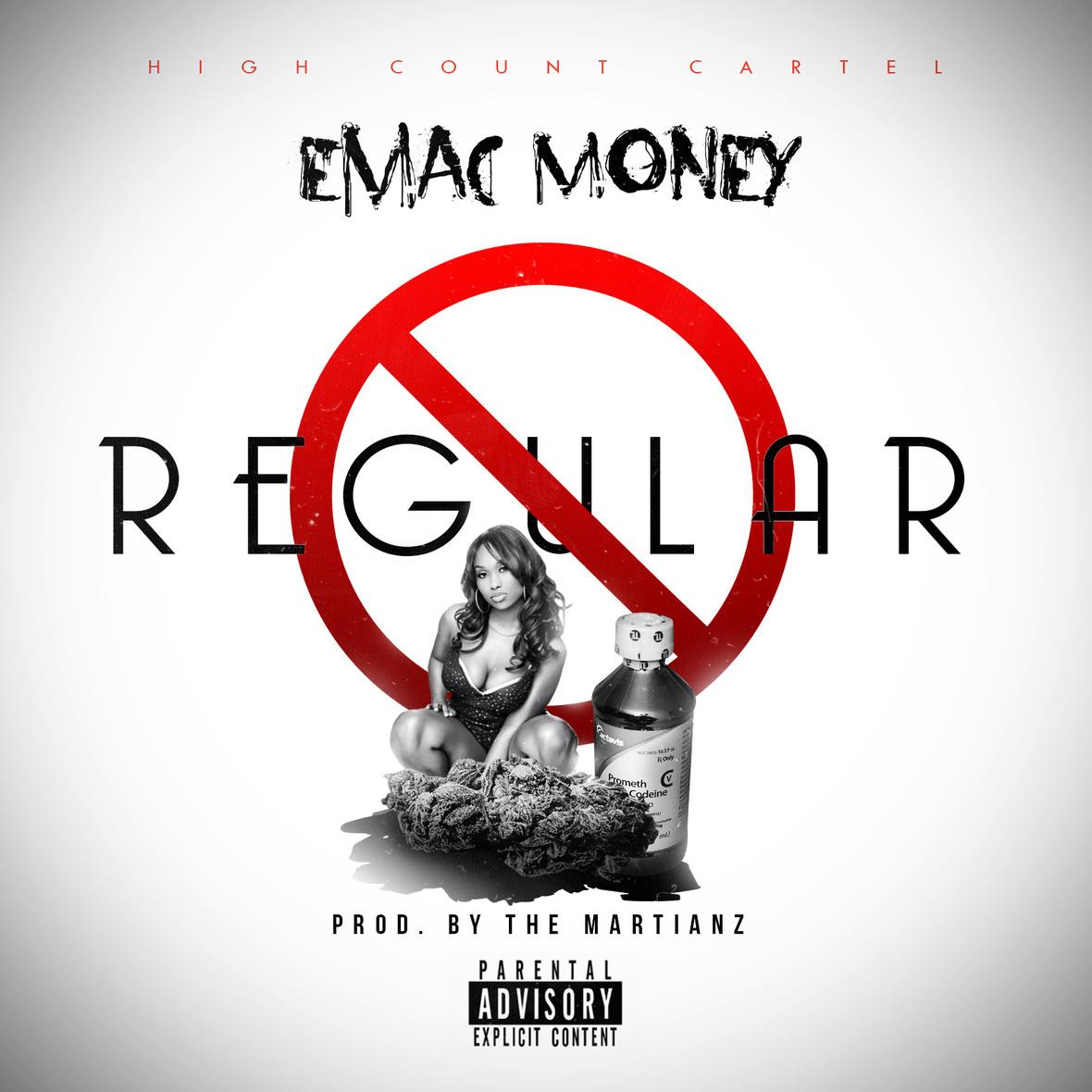 Emac Money Regular Front