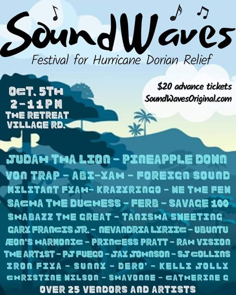 Soundwaves concert