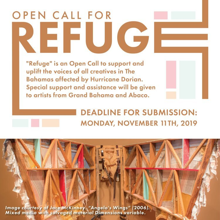 NAGB-Open Call Refuge Graphics Square Version