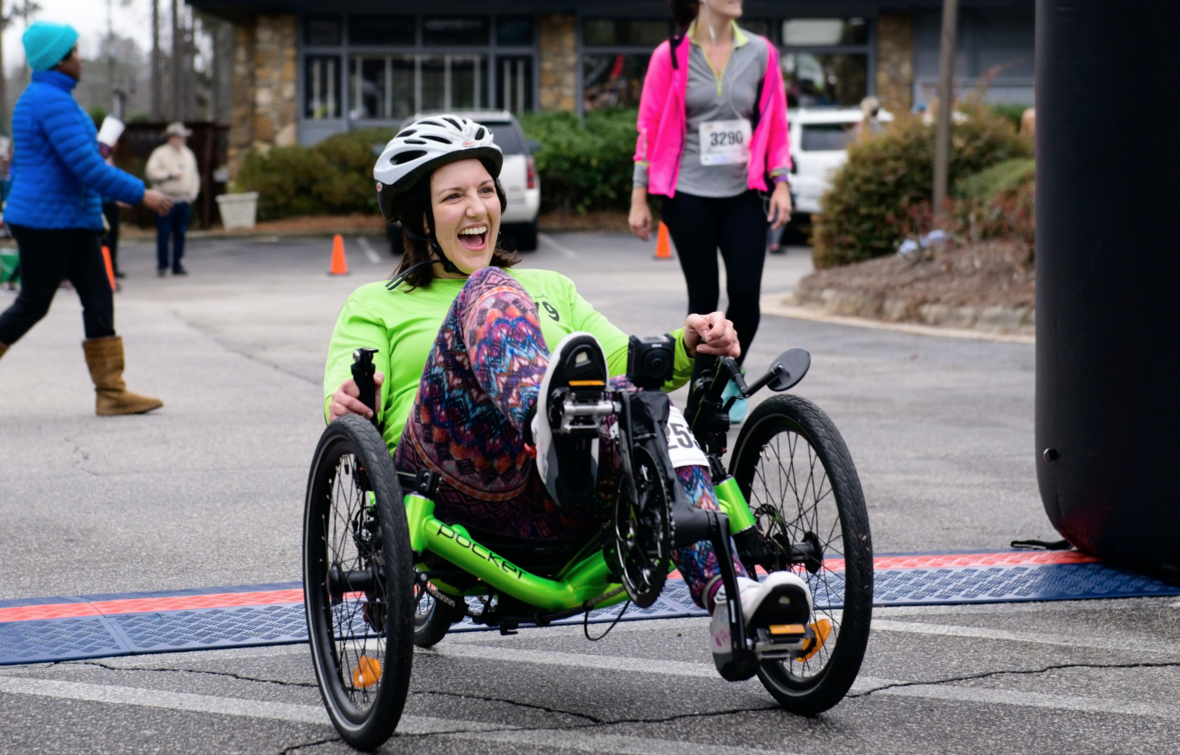 The Chasing Frames Show with Tamara Lackey Episode 02 - Racing Against ALS, photograph by Tamara Lackey