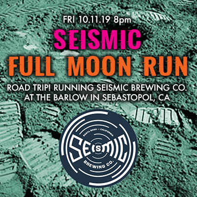 full moon seismic