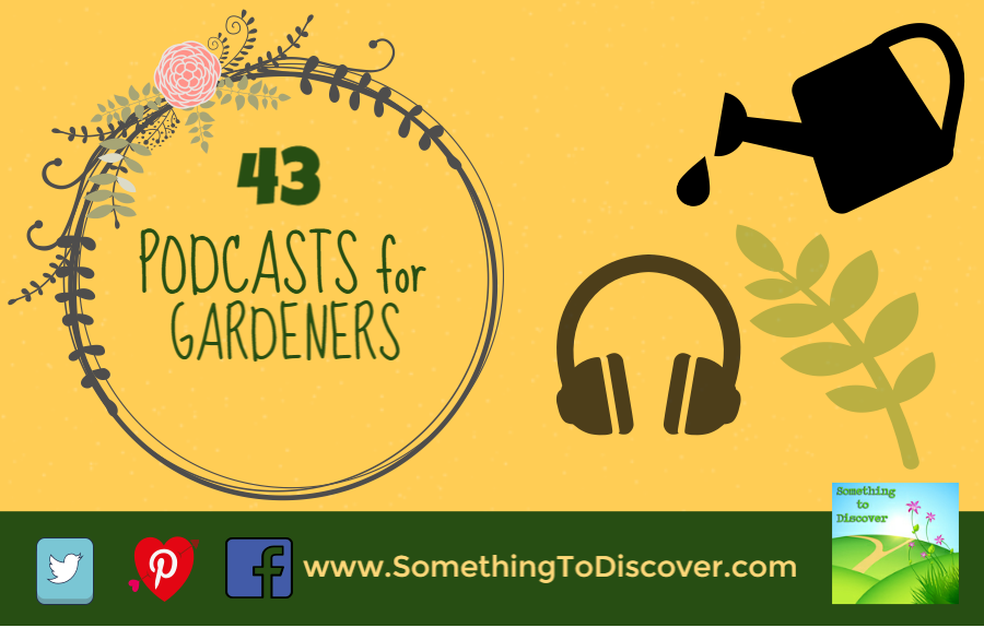 podcasts for gardeners