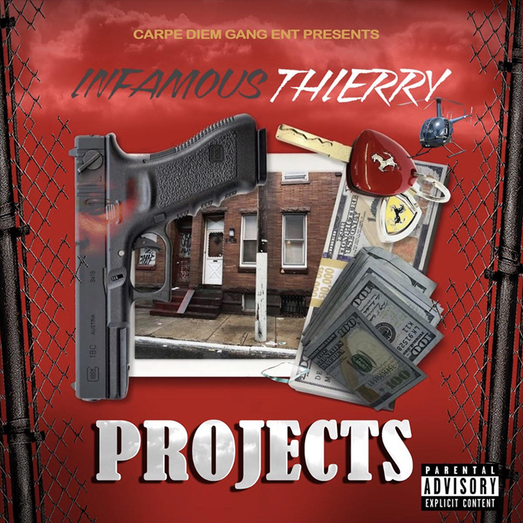 Projects Front