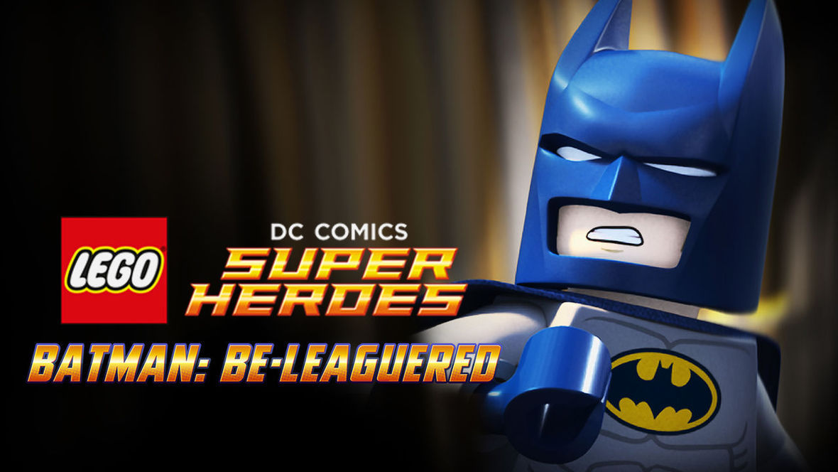 LEGO DC Comics: Batman Be-Leagured