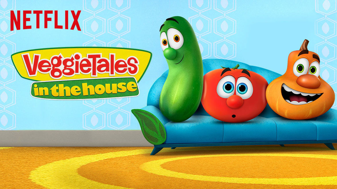 Veggie Tales: In The House