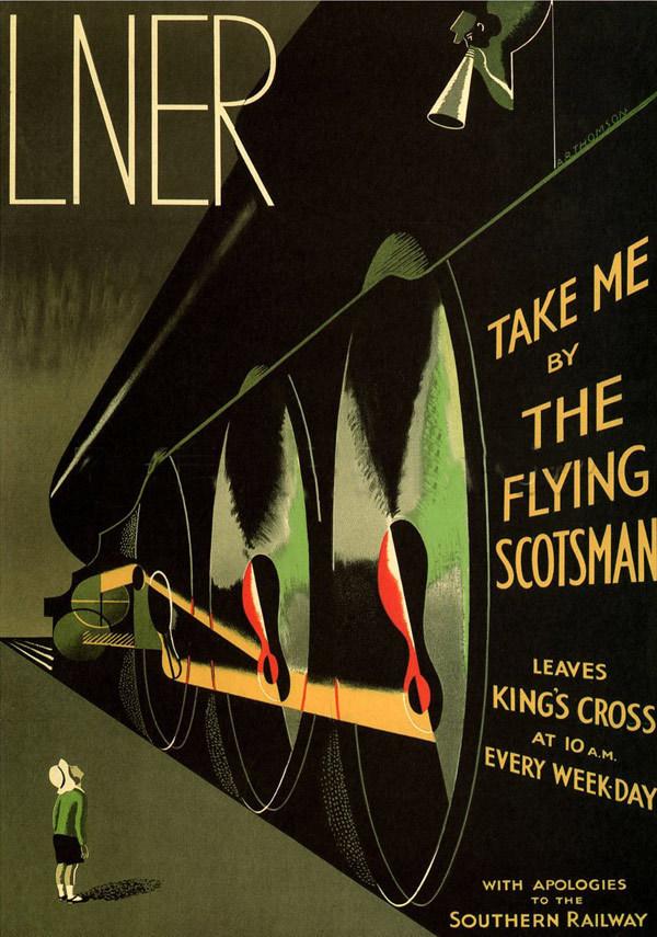 flyingscotsman-poster