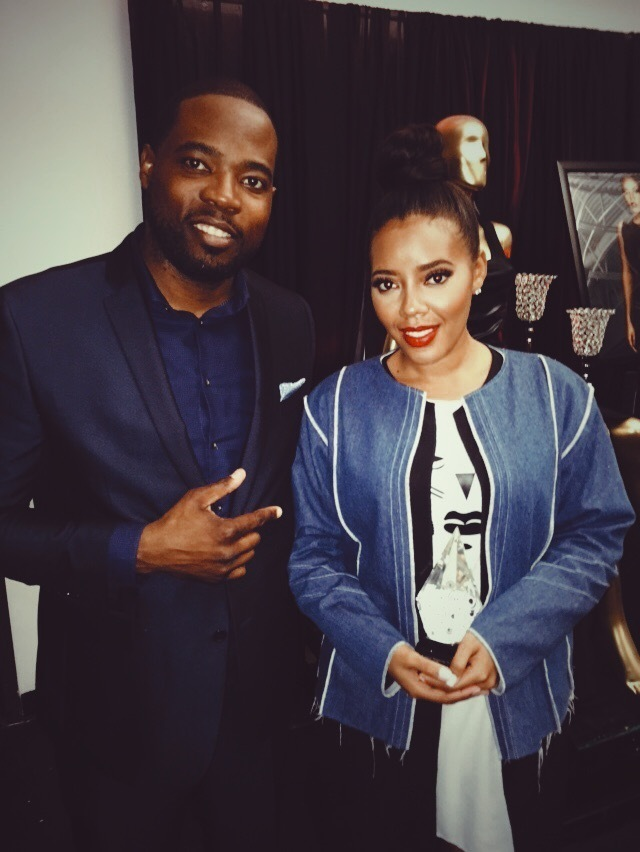 Angela Simmons   Karim Lateef- Women Of Style