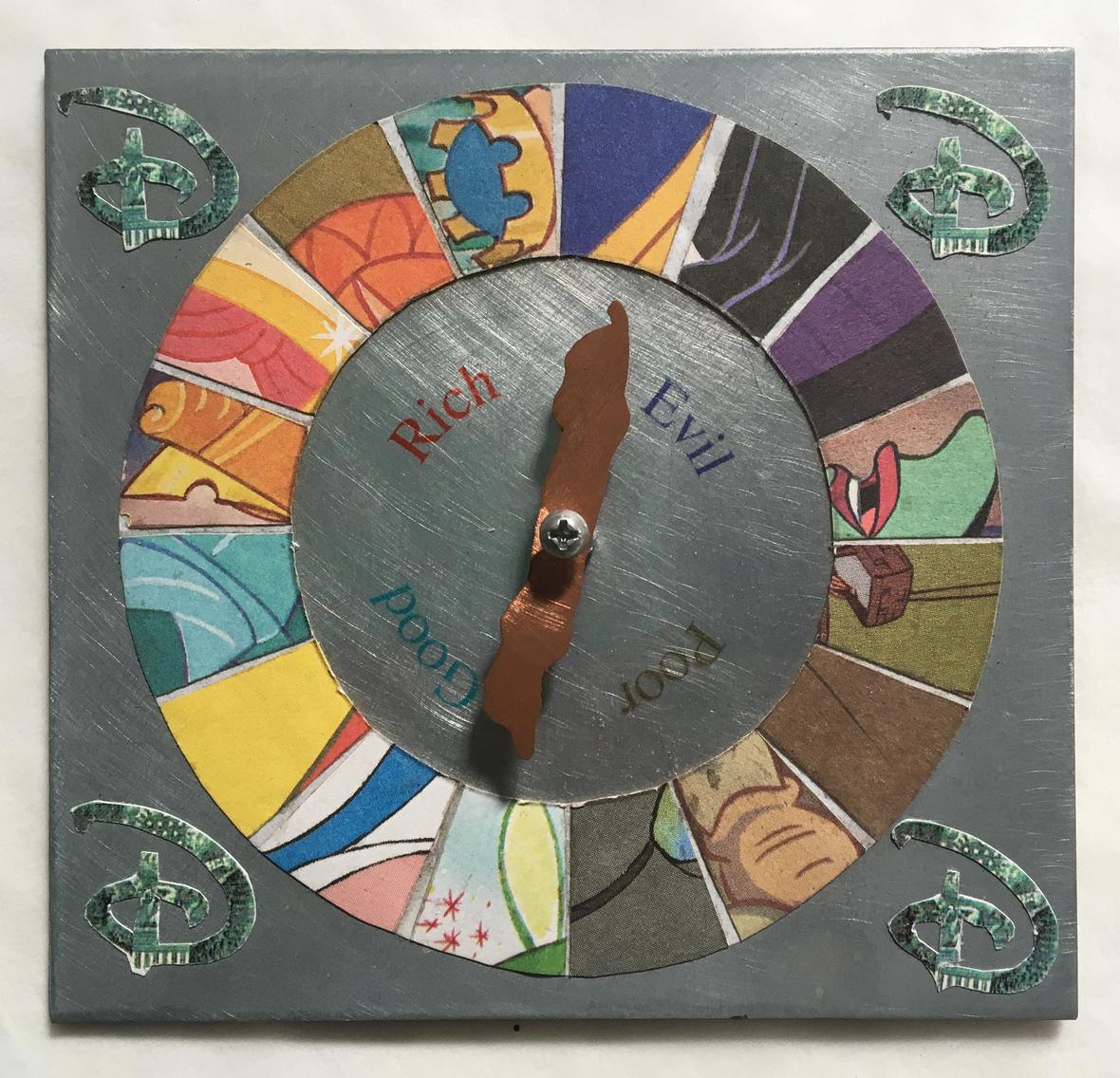 Disney Color Wheel 7of10