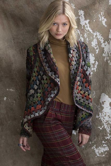 Taiyo crocheted jacket