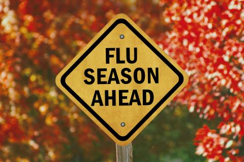 Fall is here - so is flu season
