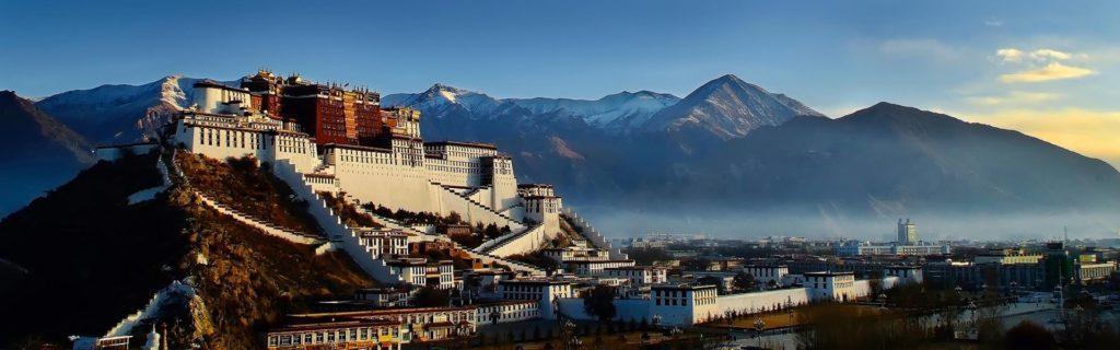 Tibet image