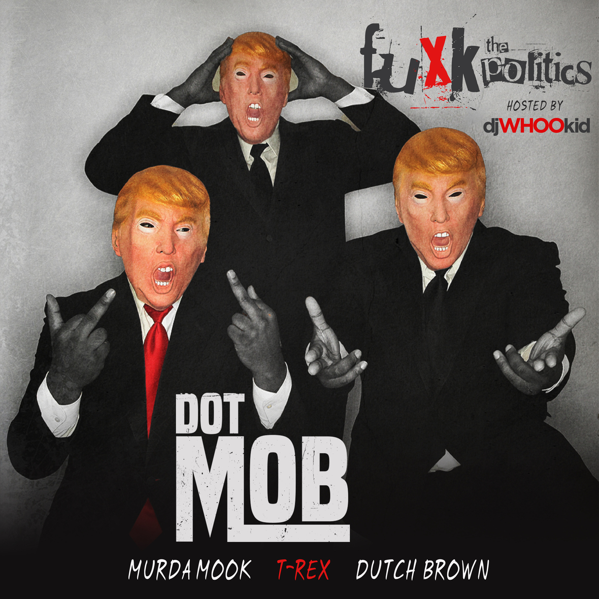 DotMob Fuxk The Politics Art