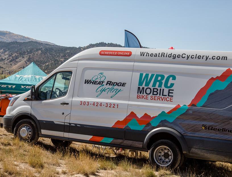 WRC Van