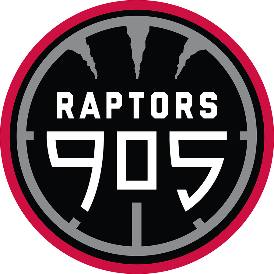 Raptors 905 Logo Final