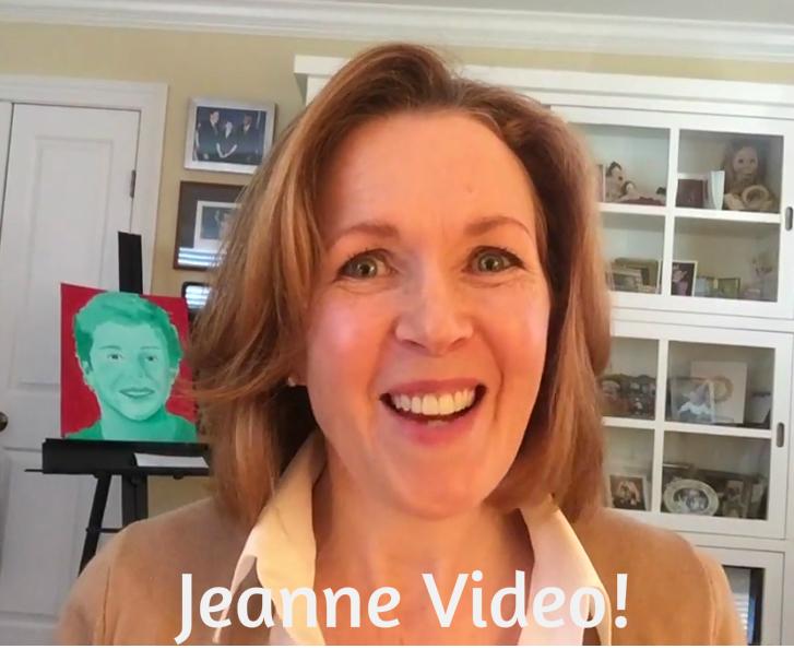 Jeanne video