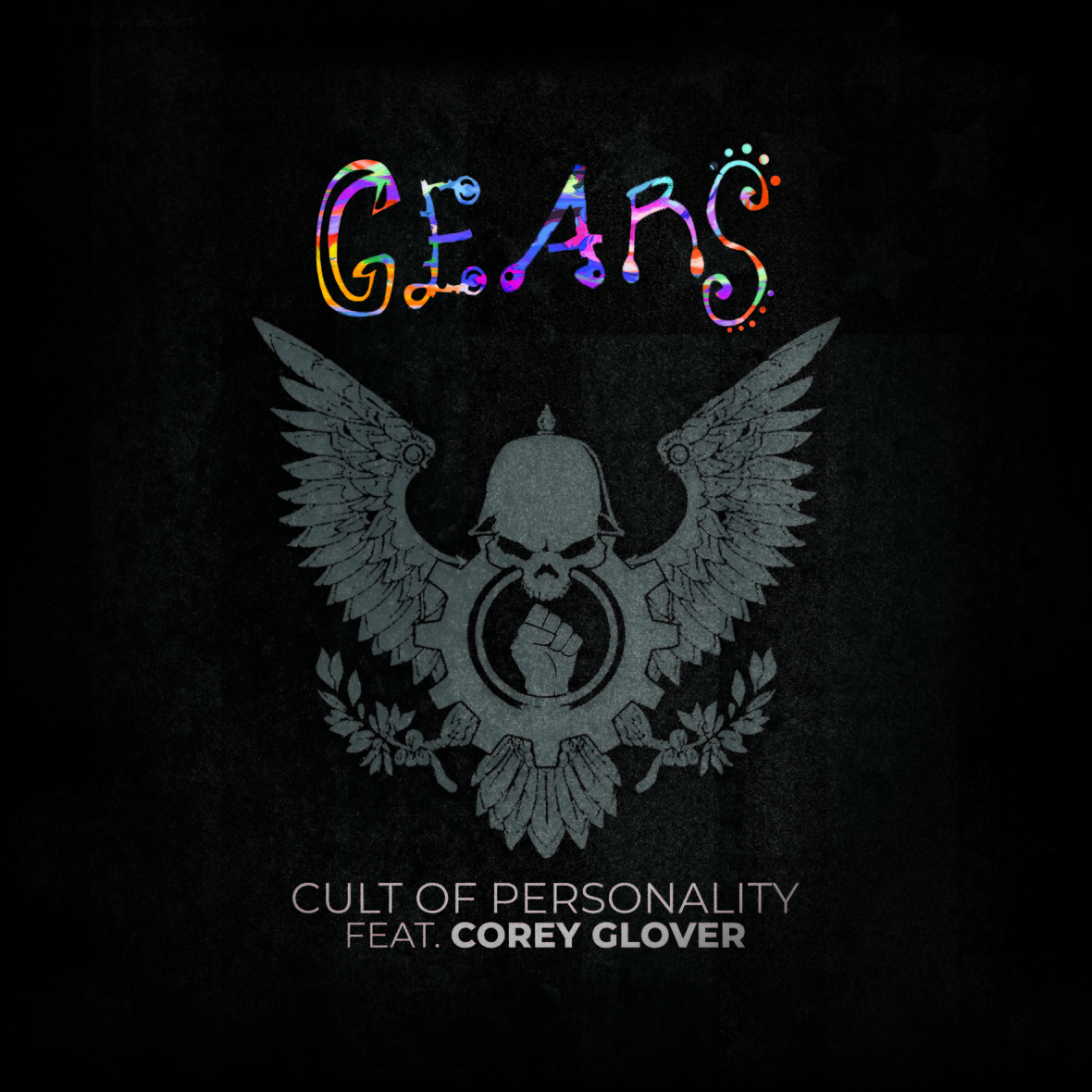 GEARS Cult Cover Art w FT