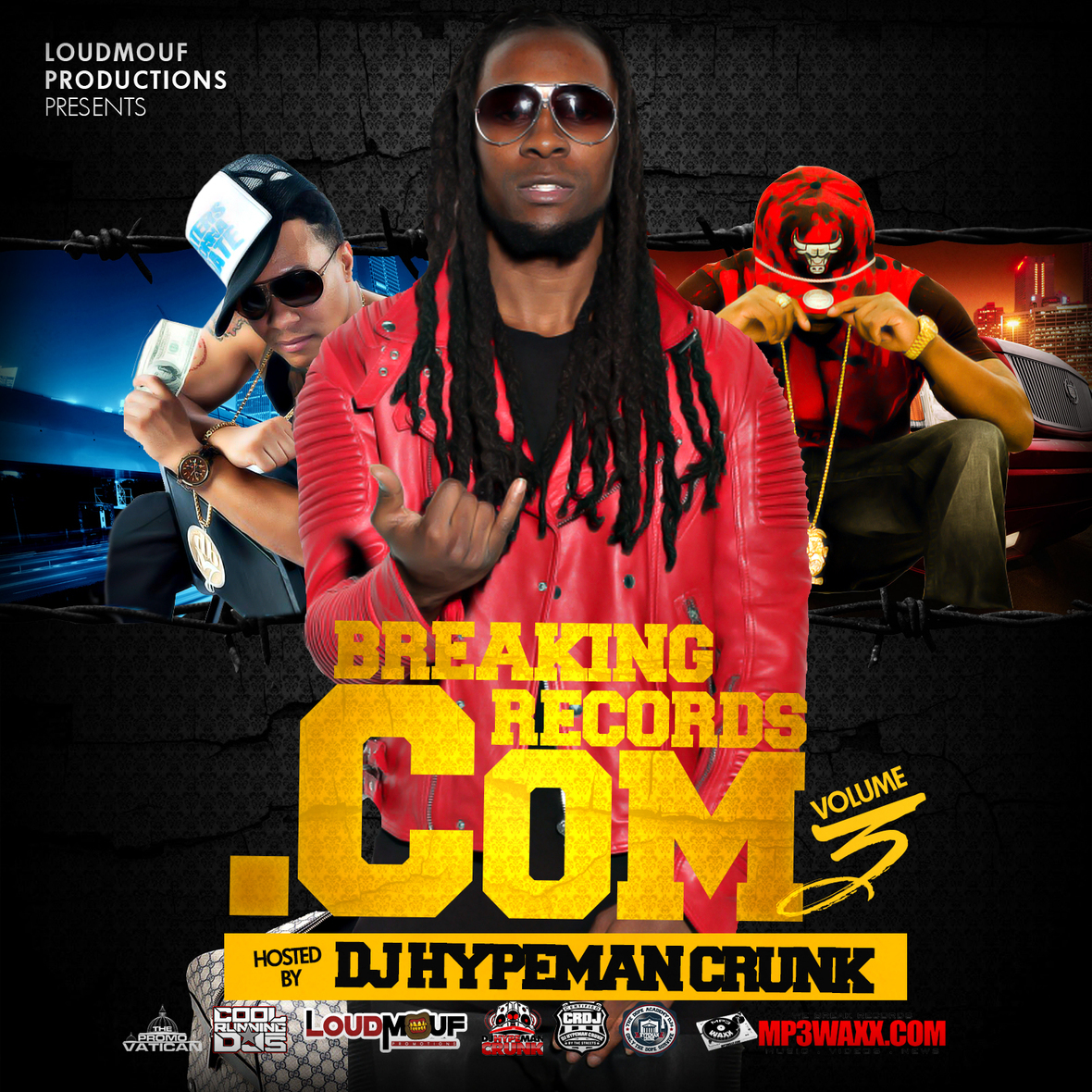 DJ Hypeman Crunk - BreakingRecordsdotCom V3