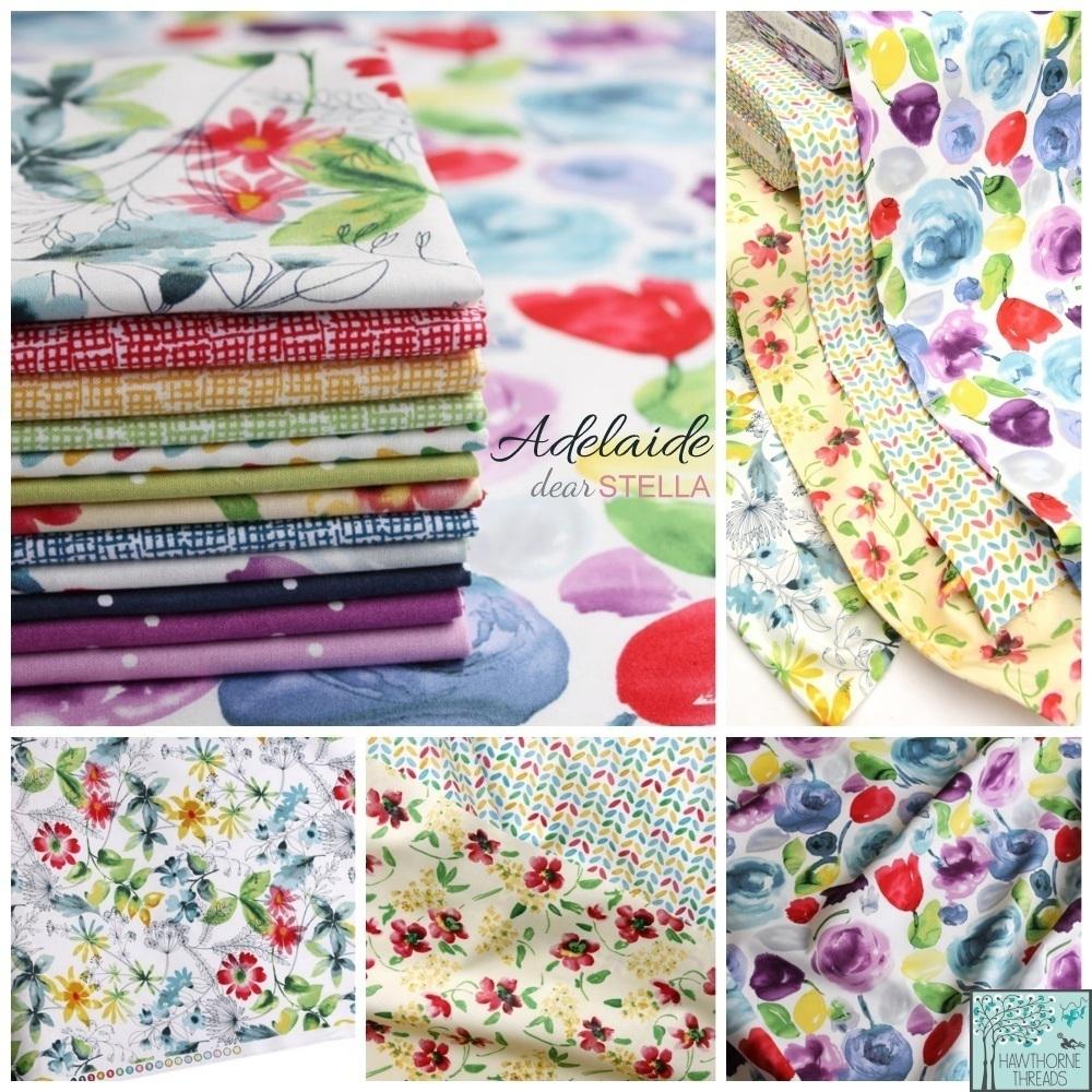 Adelaide Fabric Poster Dear Stella