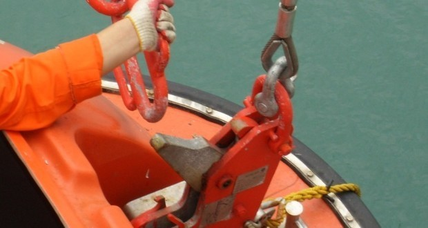 Release Mechanisms for Rescue Boats-620x330