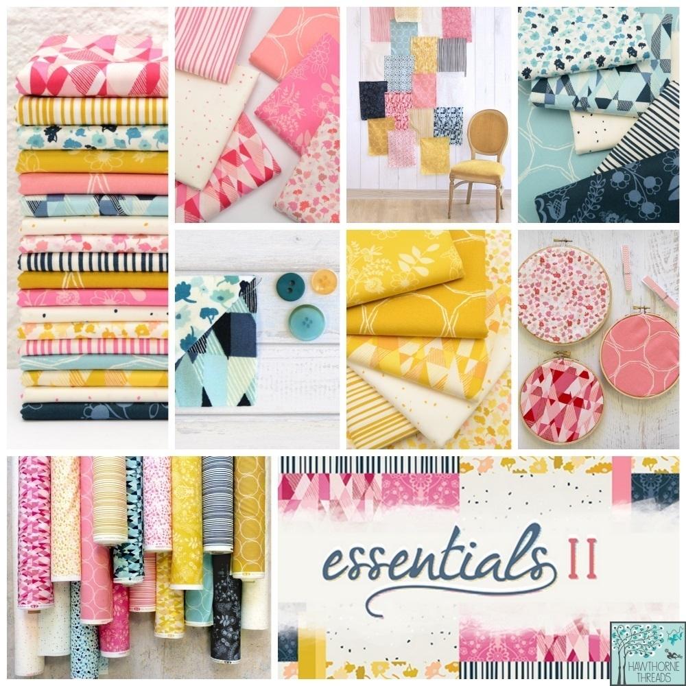 Essentials 2 Art Gallery Fabrics