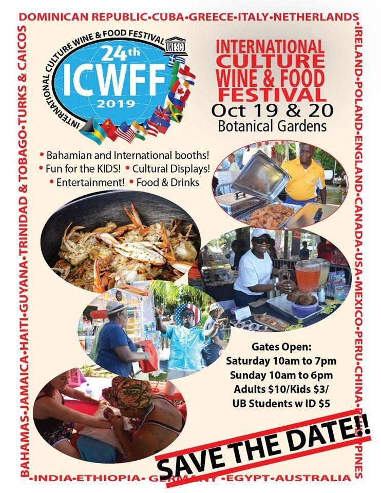 Intnl Food   Wine Festival