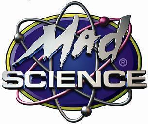 Mad Science Logo 3D M Medium