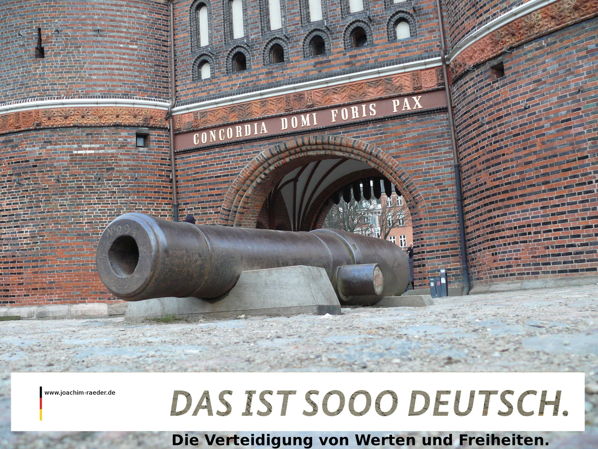 Holstentor deutsch
