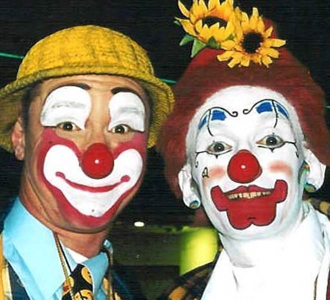 clown-pair